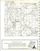 Map Image 001, Pope and Hardin Counties 1975